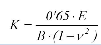 coeficiente de balasto